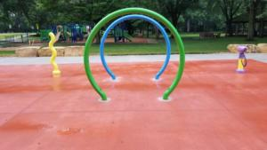 Jordan-MN-water-hoops-outdoor-kids-water-pad