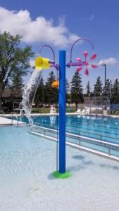 Parkers Prairie-water-busket-dump-splah-pad-design